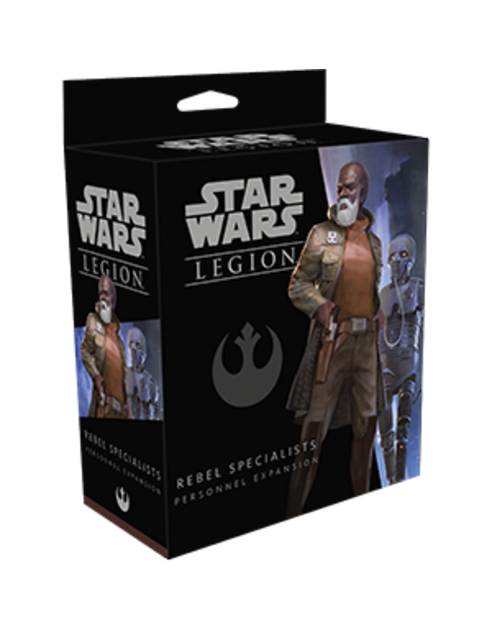 Fantasy Flight Games Star Wars Legion - Rebel Specialists