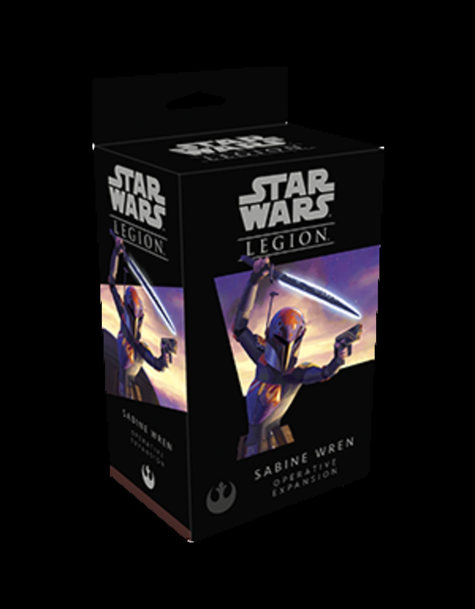 Fantasy Flight Games Star Wars Legion - Sabine Wren