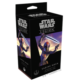 Fantasy Flight Games Star Wars Legion - Sabine Wren