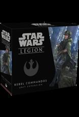 Fantasy Flight Games Star Wars Legion - Rebel Commandos