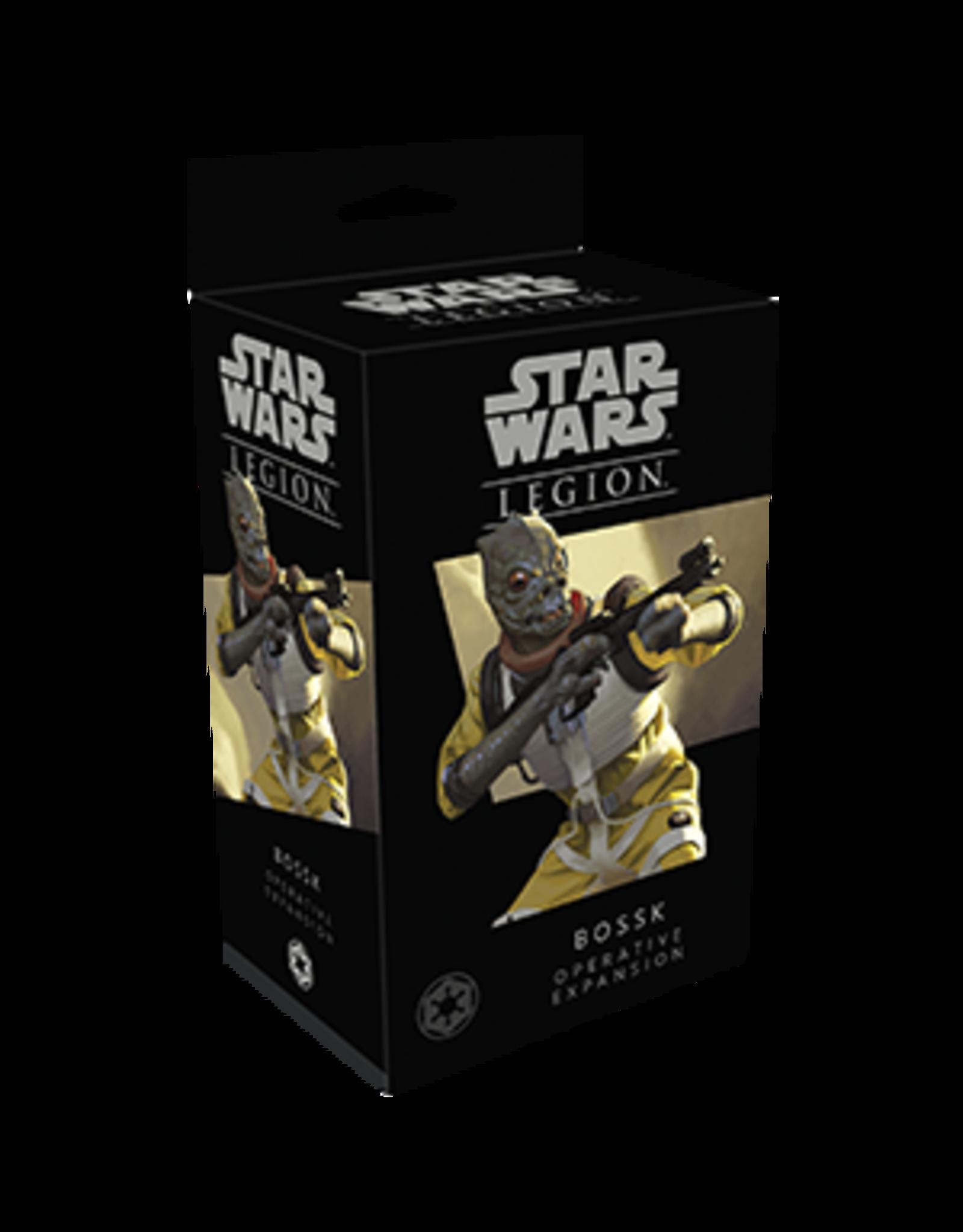 Fantasy Flight Games Star Wars Legion - Bossk