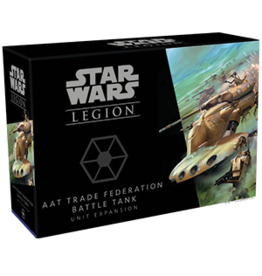 Fantasy Flight Games Star Wars Legion - AAT Trade Federation Battle Tank