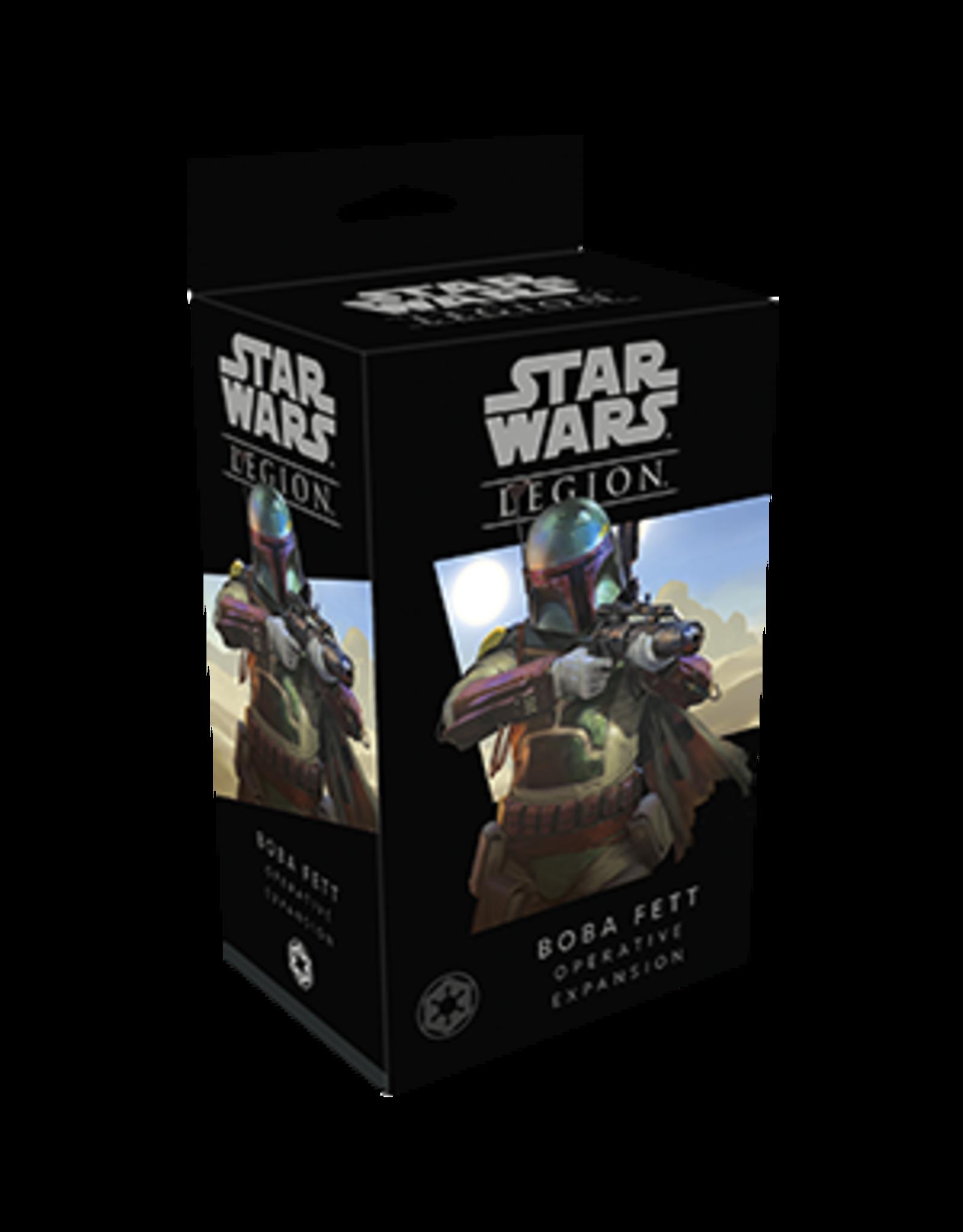 Fantasy Flight Games Star Wars Legion - Boba Fett