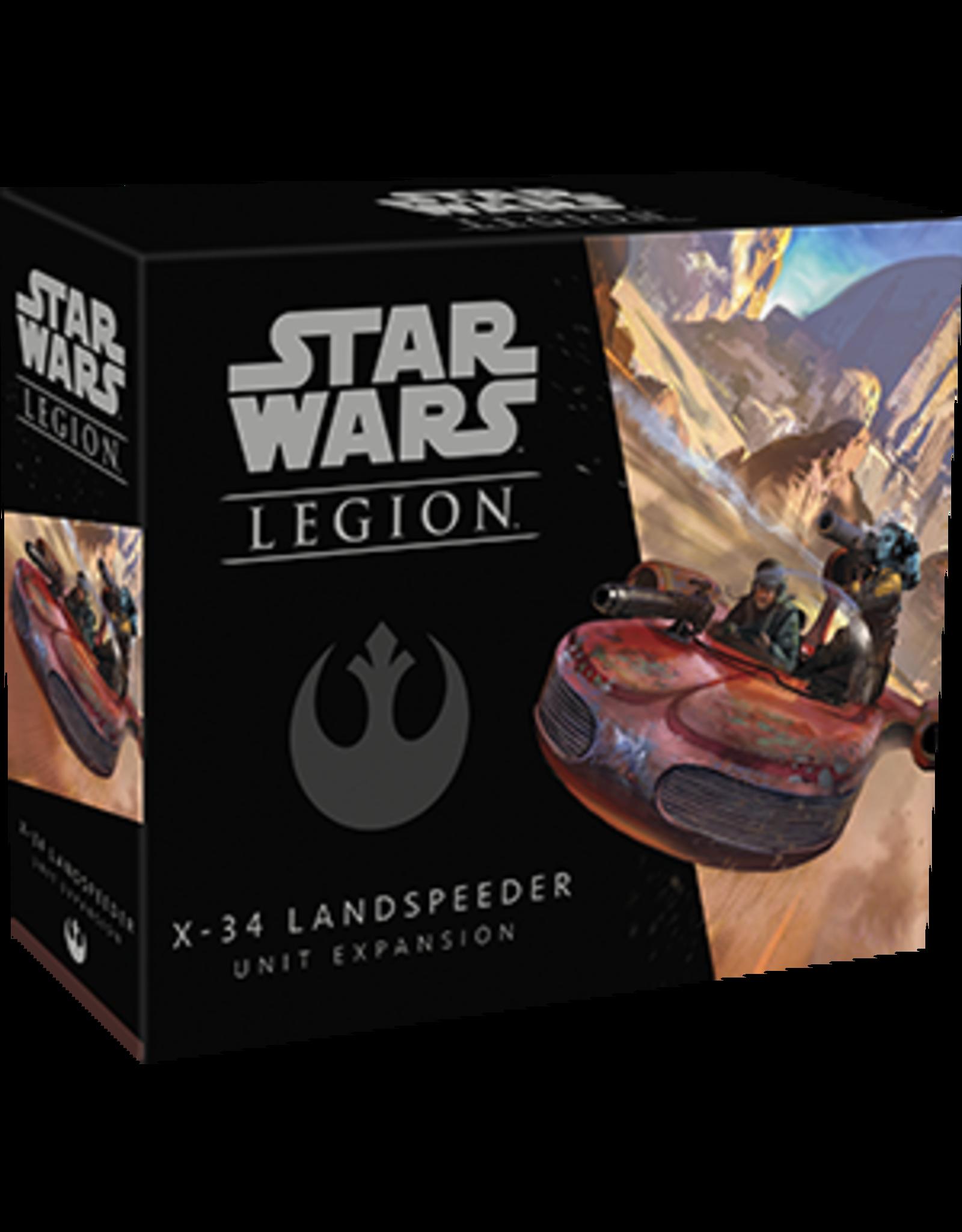 Fantasy Flight Games Star Wars Legion - X-34 Landspeeder