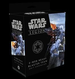 Fantasy Flight Games Star Wars Legion - E-Web Heavy Blaster Team