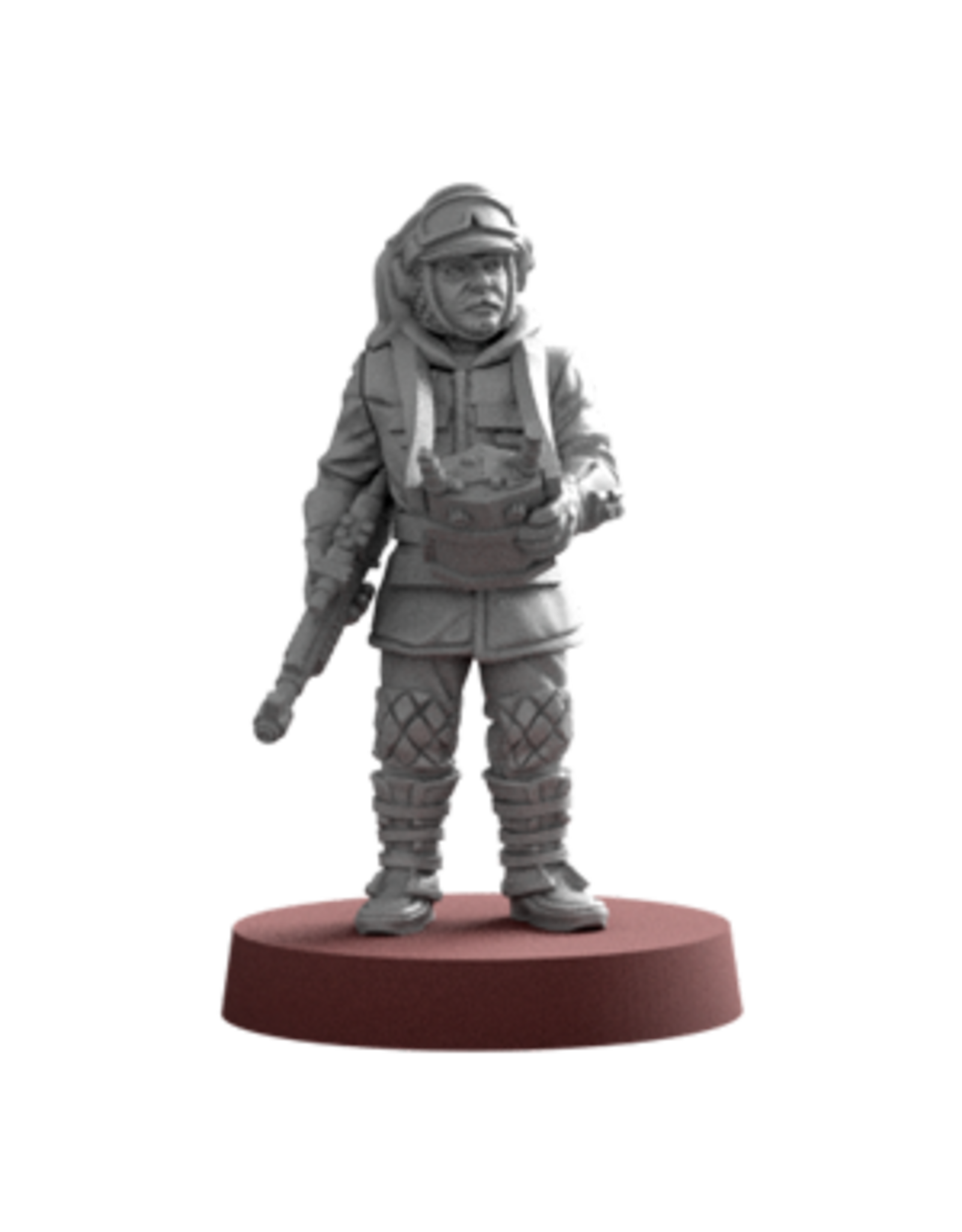 Fantasy Flight Games Star Wars Legion - Rebel Veterans