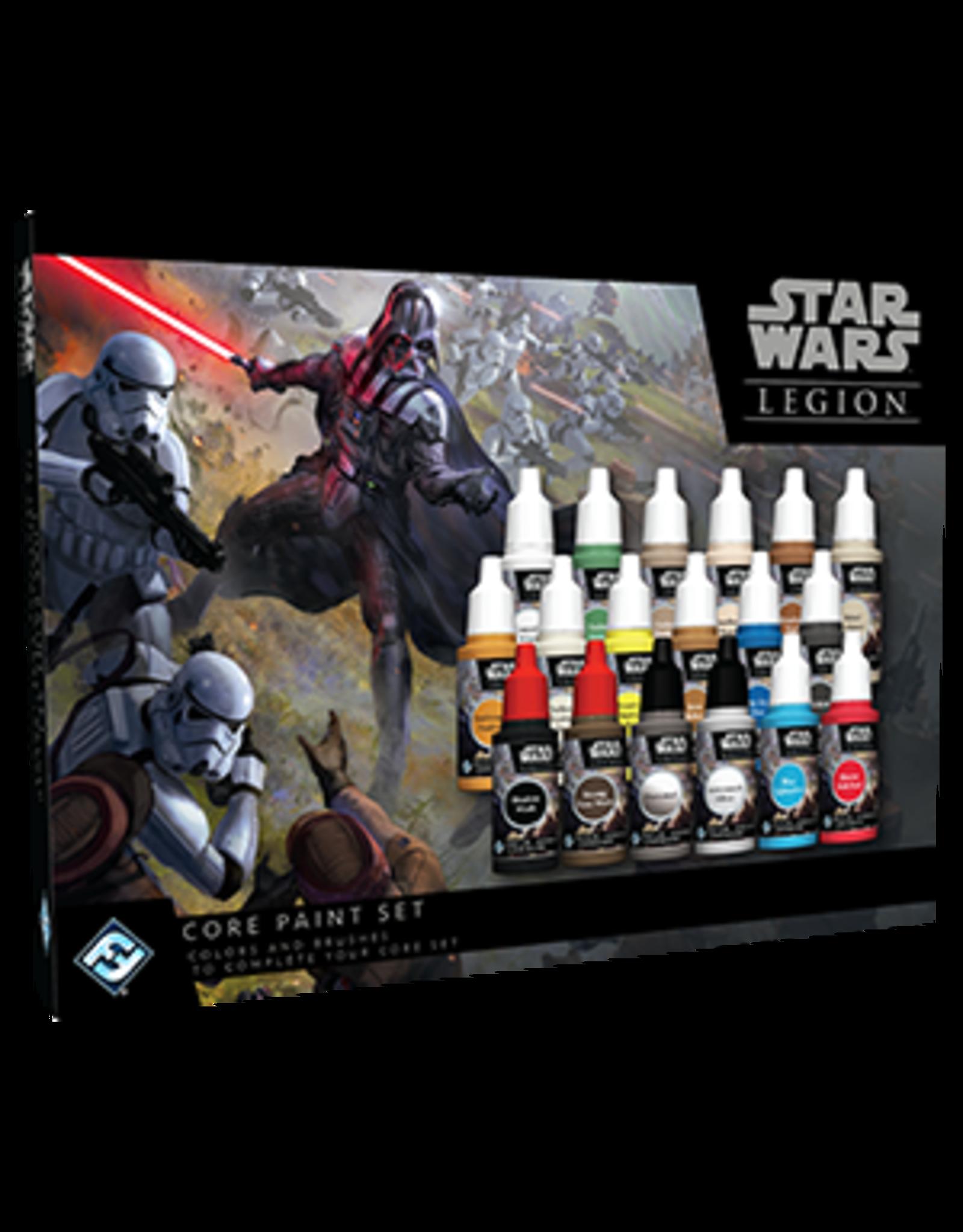 Fantasy Flight Games Star Wars Legion Paint Set - Core