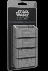 Fantasy Flight Games Star Wars Legion - Barricades Pack