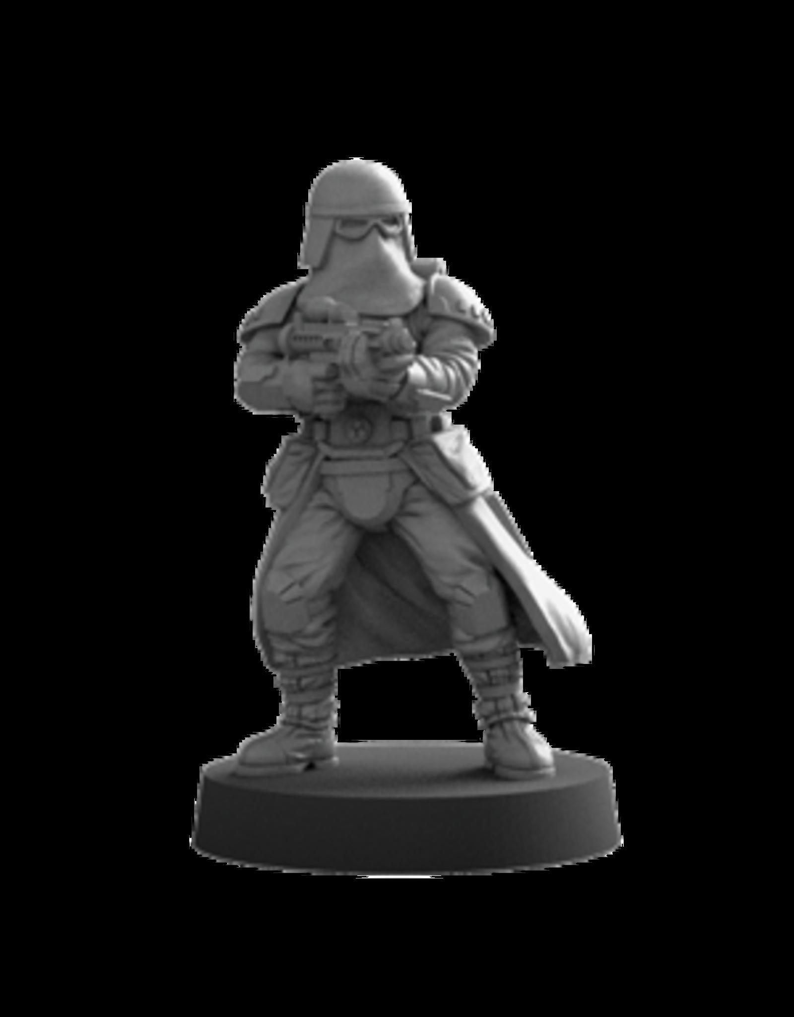 Fantasy Flight Games Star Wars Legion - Snowtroopers Unit