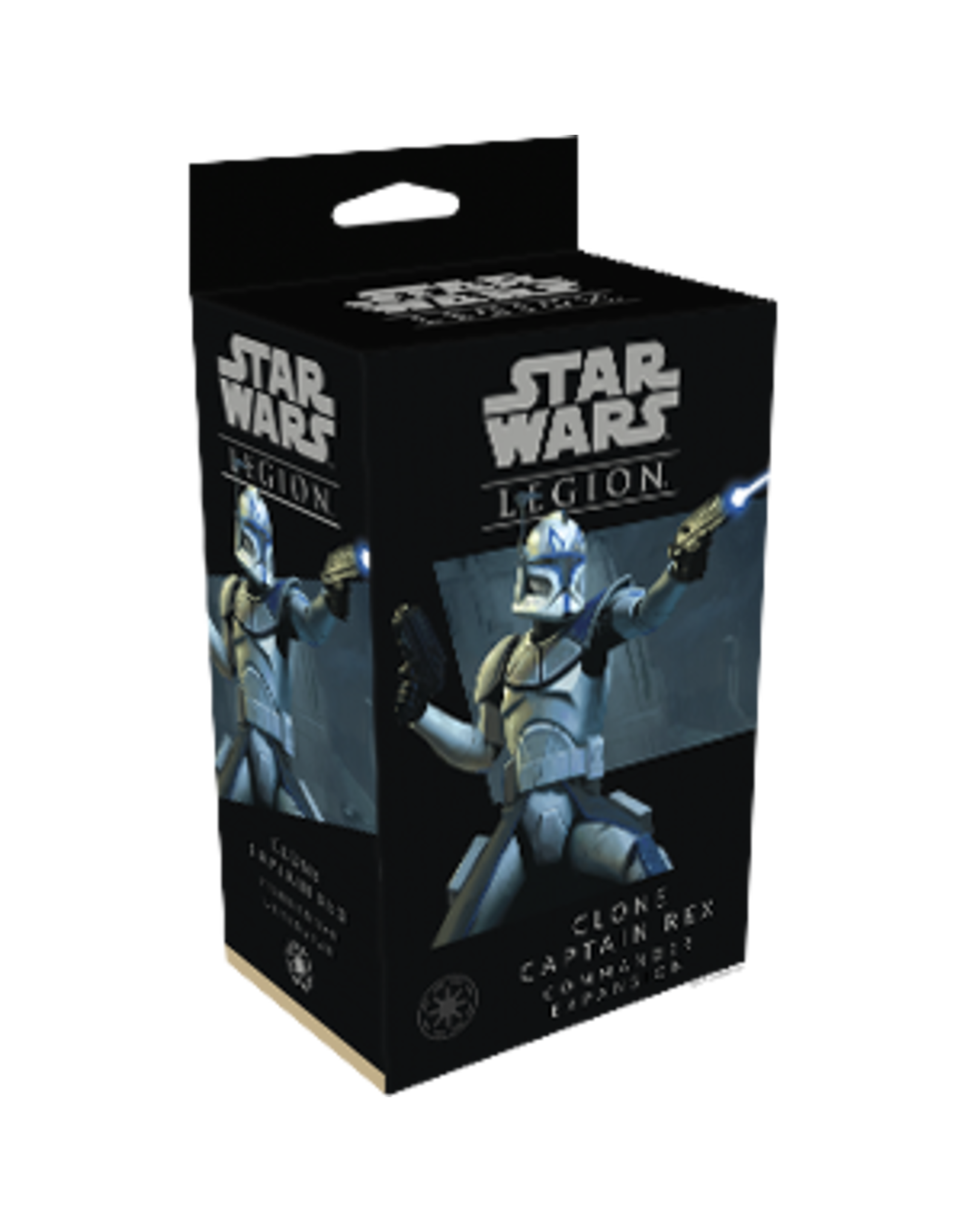 Fantasy Flight Games Star Wars Legion - Clone Captain Rex