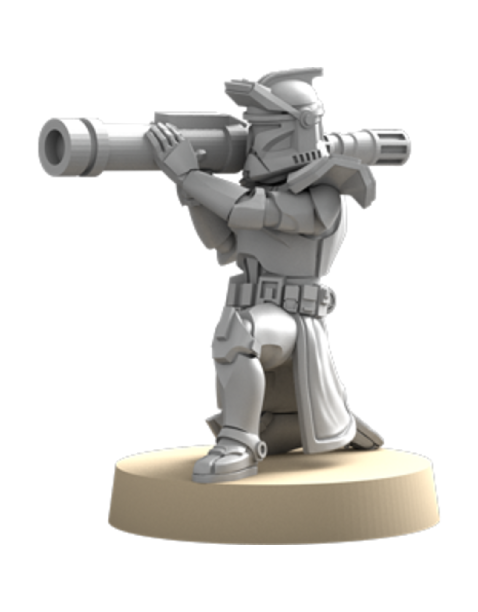 Fantasy Flight Games Star Wars Legion - Phase 1 Clone Troopers Upgrade