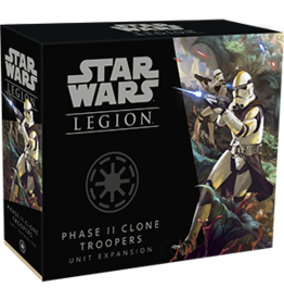 Fantasy Flight Games Star Wars Legion - Phase II Clone Troopers