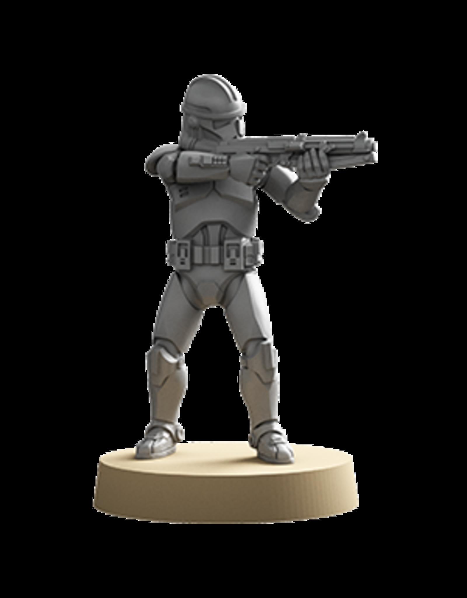 Fantasy Flight Games Star Wars Legion - Phase II Clone Troopers