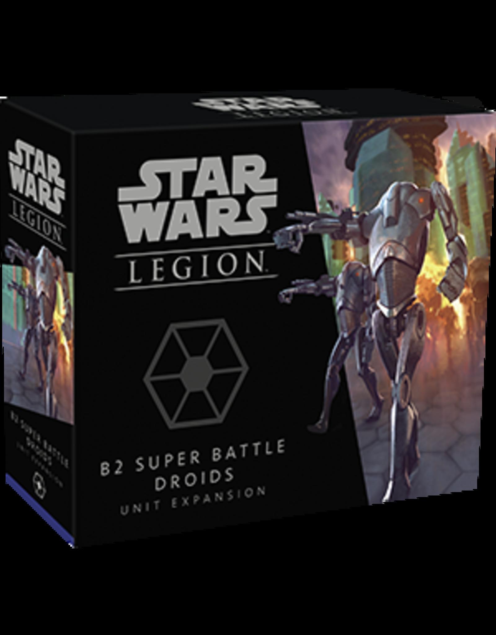 Fantasy Flight Games Star Wars Legion - B2 Super Battle Droids