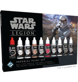 Fantasy Flight Games Star Wars Legion Paint Set - Imperial