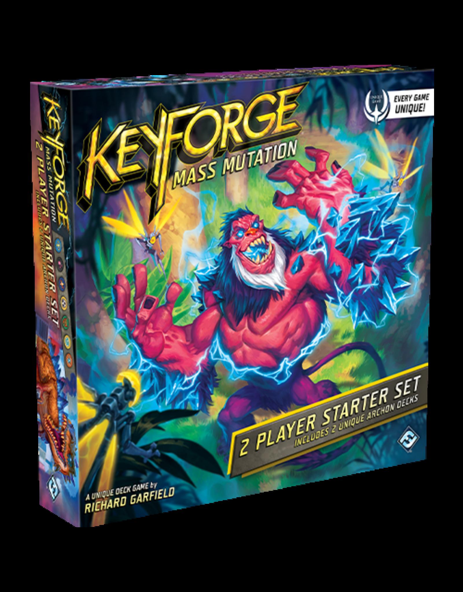 Fantasy Flight Games Keyforge Mass Mutation Starter Set