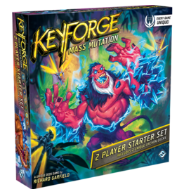Fantasy Flight Games Keyforge Mass Mutation Starter Set