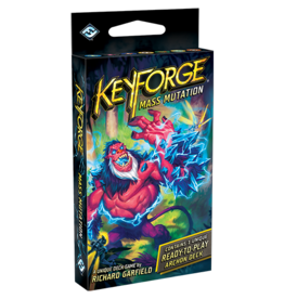 Fantasy Flight Games Keyforge: Mass Mutation Deck Single
