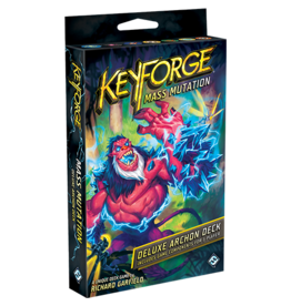 Fantasy Flight Games Keyforge: Mass Mutation Deluxe Archon Deck