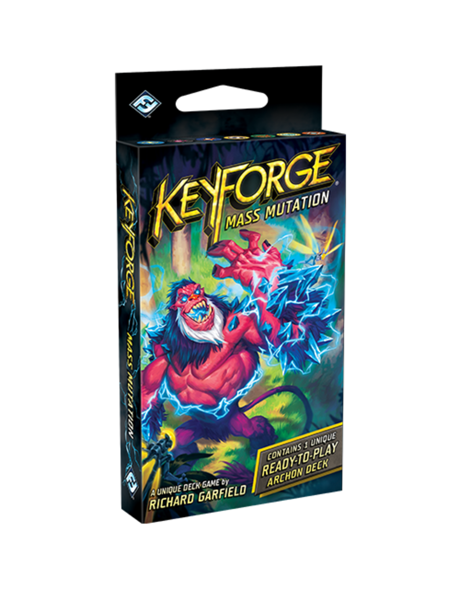 Fantasy Flight Games Keyforge: Mass Mutation Deck Booster Box