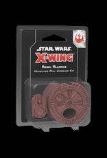 Fantasy Flight Games Star Wars X-wing 2E: Rebel Alliance Manuever Dial Kit