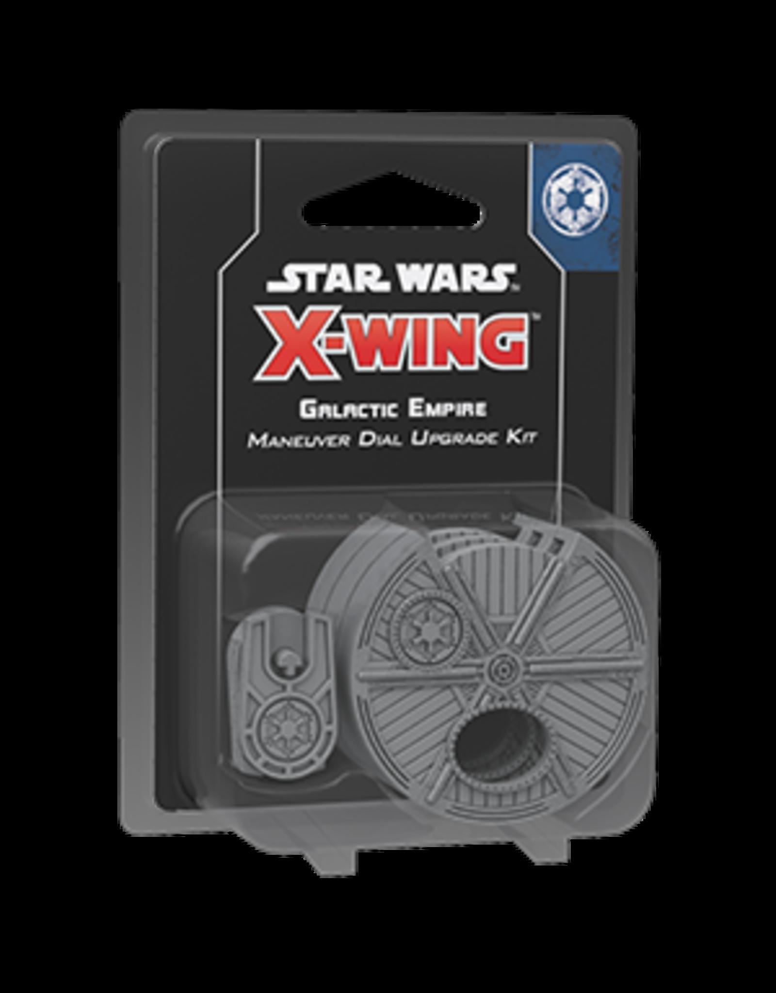 Fantasy Flight Games Star Wars X-wing 2E: Galactic Empire Manuever Dial Kit