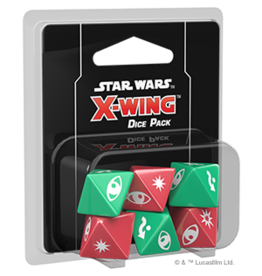Fantasy Flight Games Star Wars X-wing 2E: Dice Pack