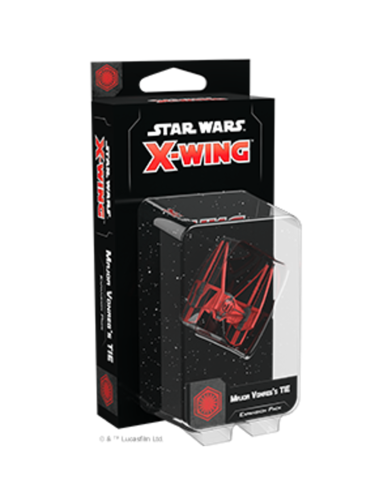 Fantasy Flight Games Star Wars X-wing 2E: Major Vonreg's TIE