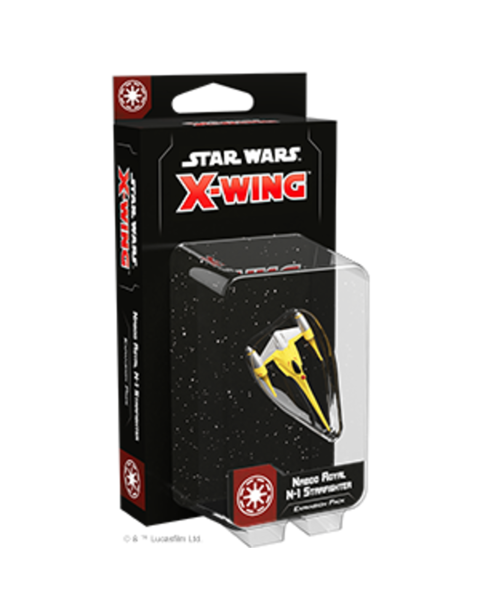 Fantasy Flight Games Star Wars X-wing 2E: Naboo Royal
