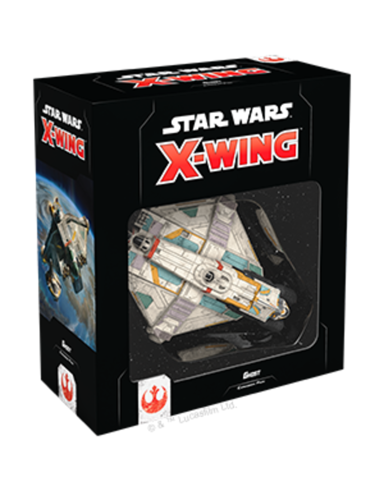 Fantasy Flight Games Star Wars X-wing 2E: Ghost