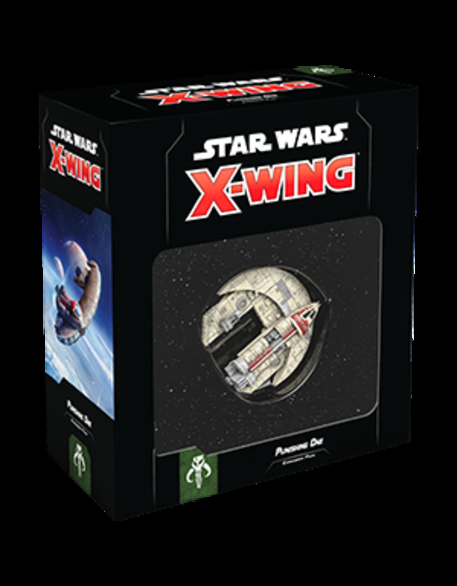 Fantasy Flight Games Star Wars X-wing 2E: Punishing One