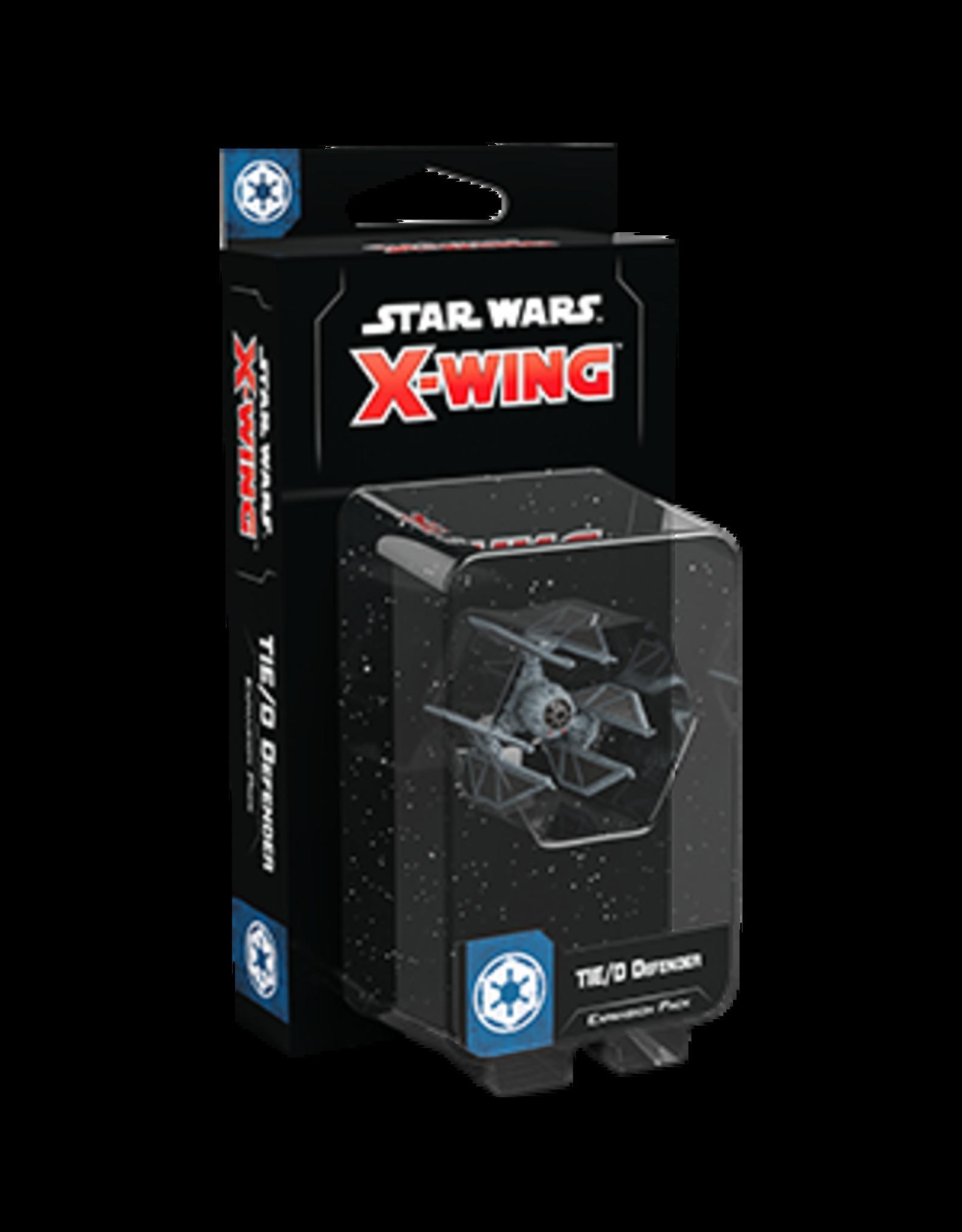 Fantasy Flight Games Star Wars X-wing 2E: TIE/d Defender