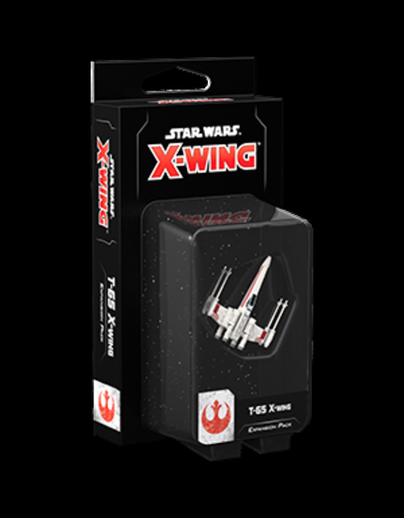 Fantasy Flight Games Star Wars X-wing 2E: T-65 X-wing