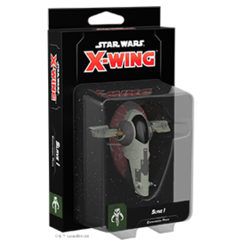Fantasy Flight Games Star Wars X-wing 2E: Slave 1