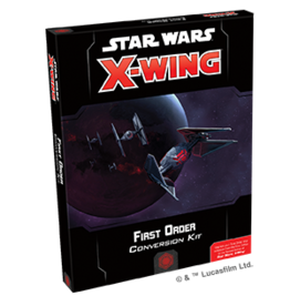 Fantasy Flight Games Star Wars X-wing 2E: First Order Conversion Kit