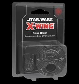 Fantasy Flight Games Star Wars X-wing 2E: First Order Manuever Dial Kit