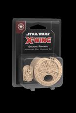 Fantasy Flight Games Star Wars X-wing 2E: Galactic Republic Maneuver Dial