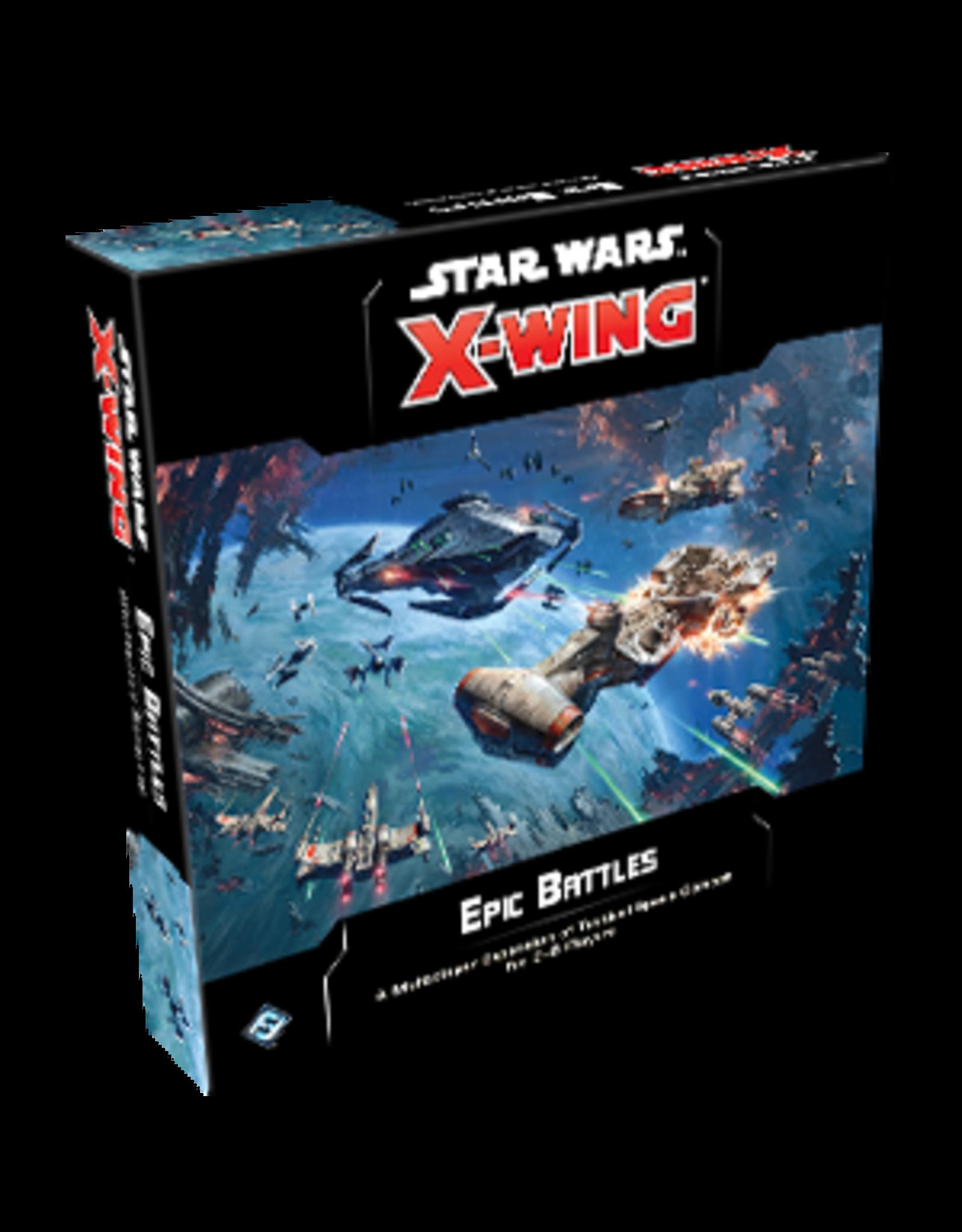 Fantasy Flight Games Star Wars X-wing 2E: Epic Battles Multiplayer Expansion