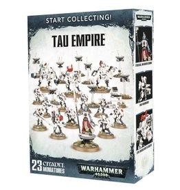 Warhammer 40K WH40K: Start Collecting Tau Empire