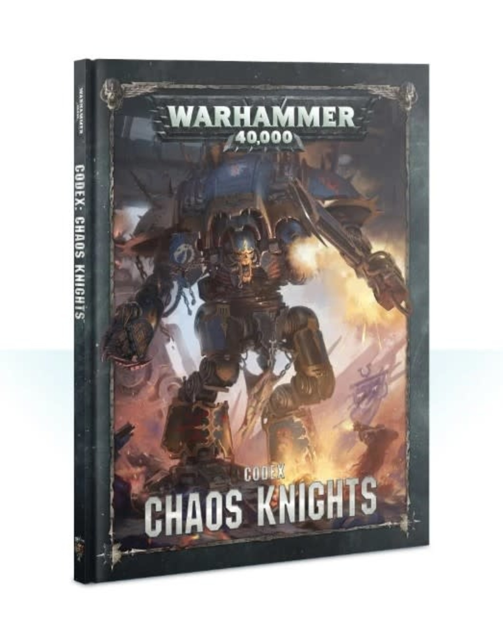 Games Workshop WH40K Codex: Chaos Knights