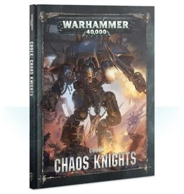 Games Workshop WH40K Codex: Chaos Knights