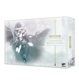 Warhammer AoS WHAoS Lumineth Realm-Lords