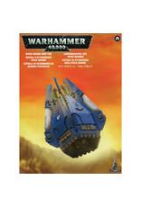 Warhammer 40K WH40K Space Marine Drop Pod