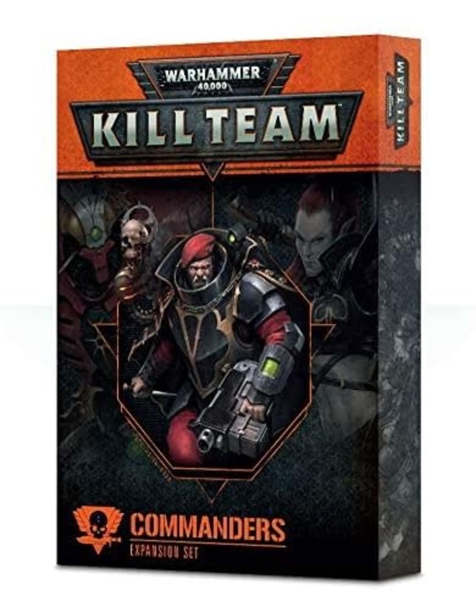 Games Workshop Kill Team Commander Expansion
