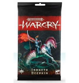 Warhammer AoS WHAoS Warcry - Idoneth Deepkin