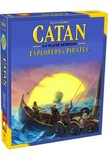 Catan Studio Catan: Explorers and Pirates Expansion