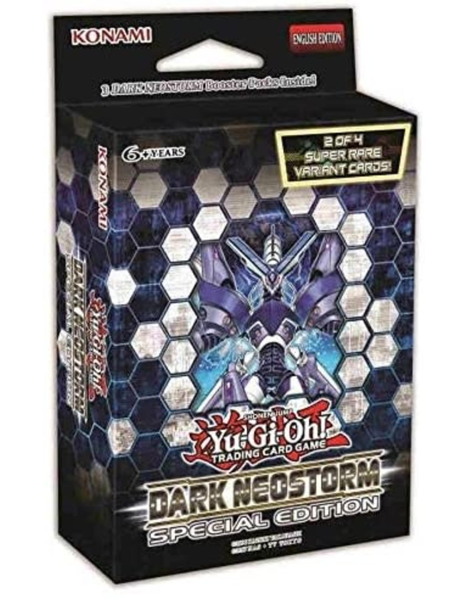 Konami Yu-Gi-Oh! Dark Neostorm Special Edition Set
