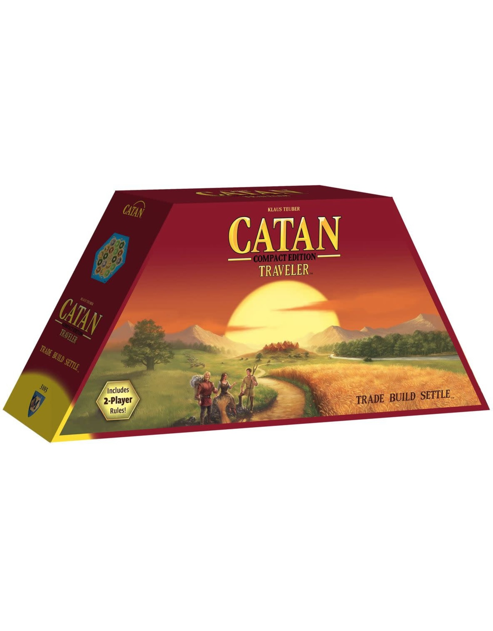 Catan Studio Catan Travel Edition