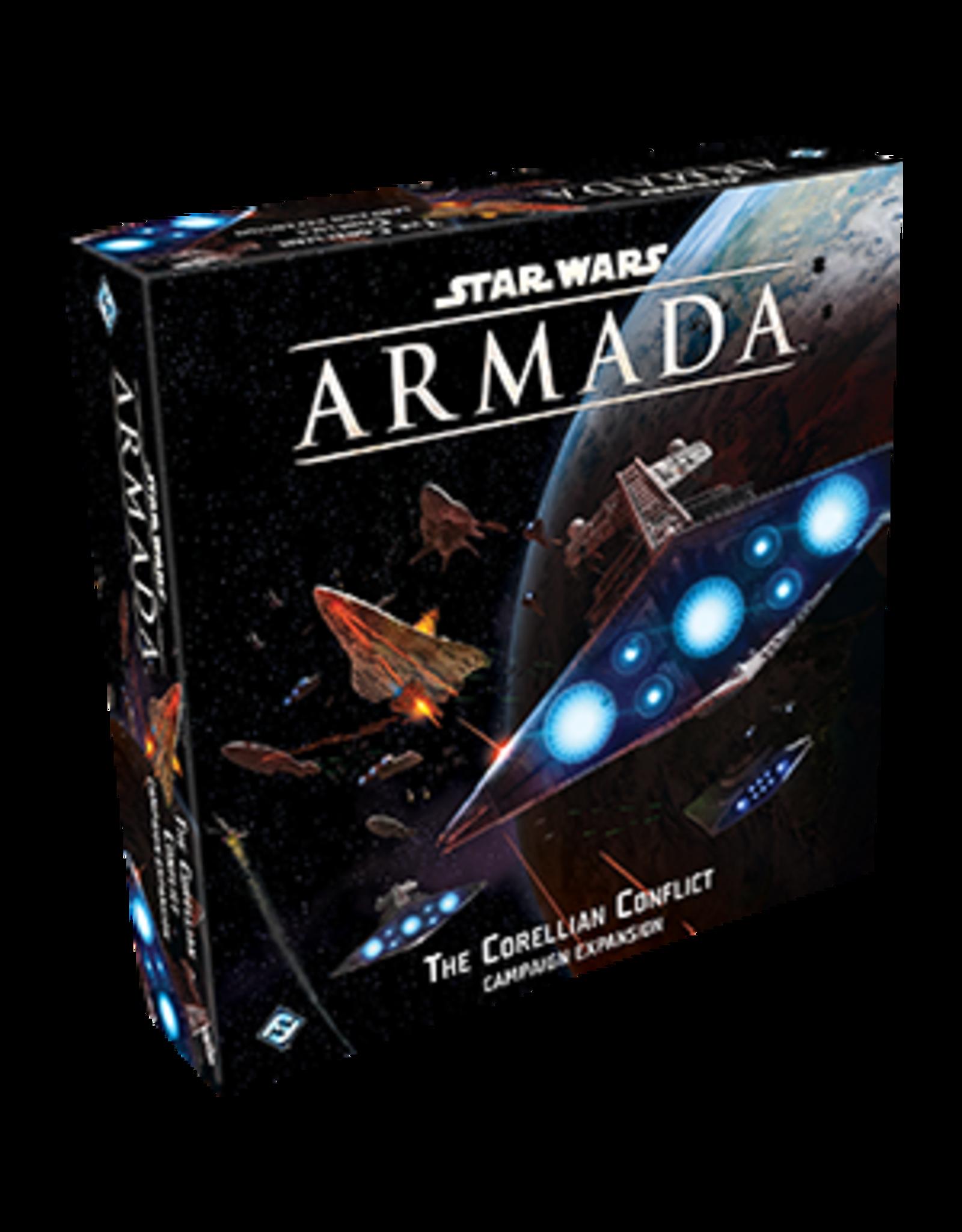 Fantasy Flight Games Star Wars Armada: The Corellian Conflict