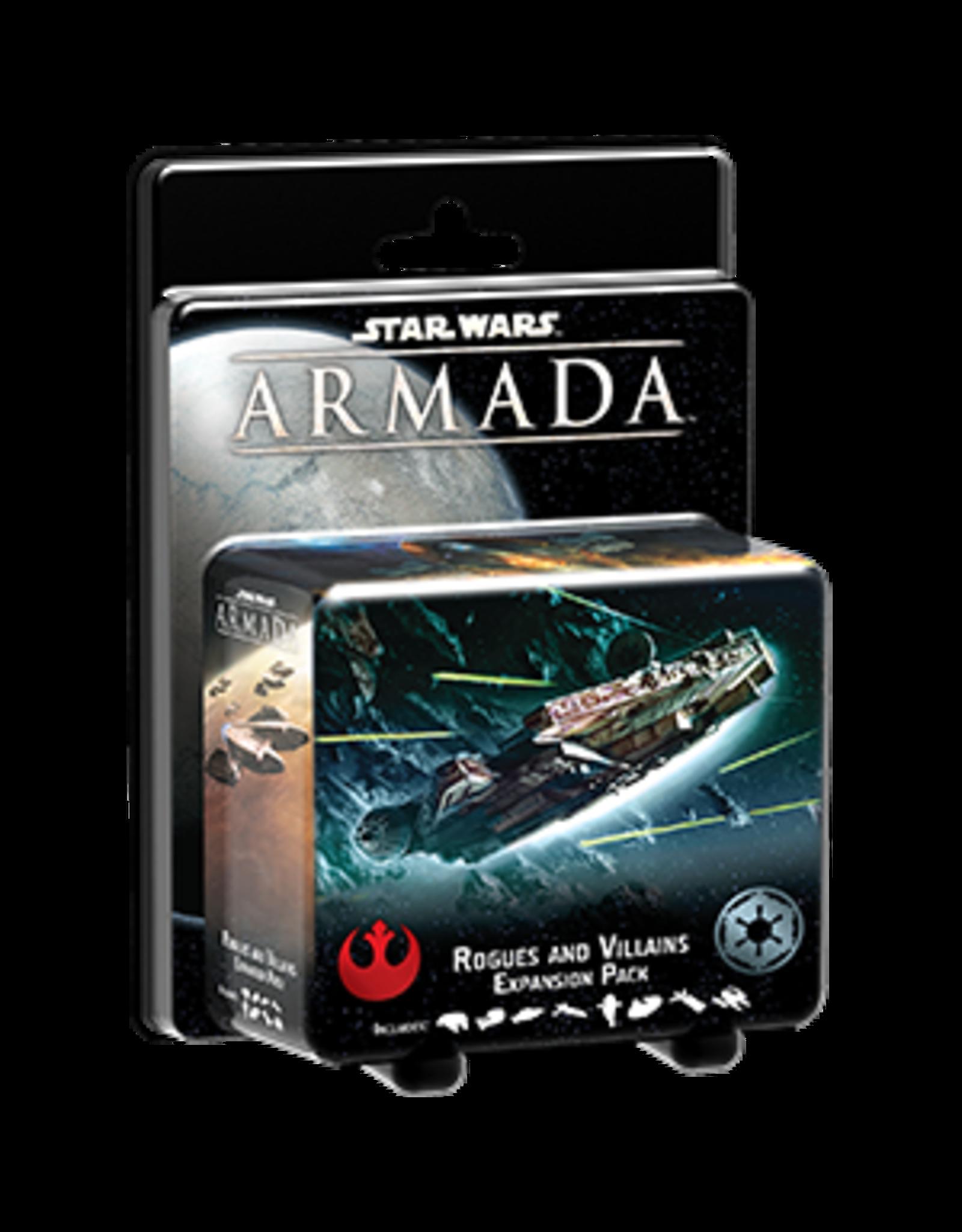 Fantasy Flight Games Star Wars Armada: Rogues and Villains